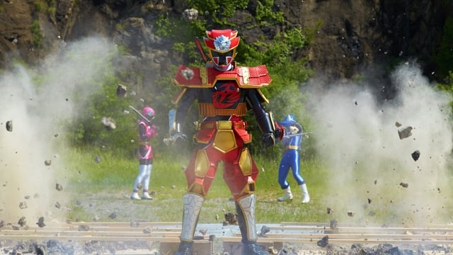 Super Sentai Season 39 :Episode 20  The Chouzetsu! Lion Ha-Oh!