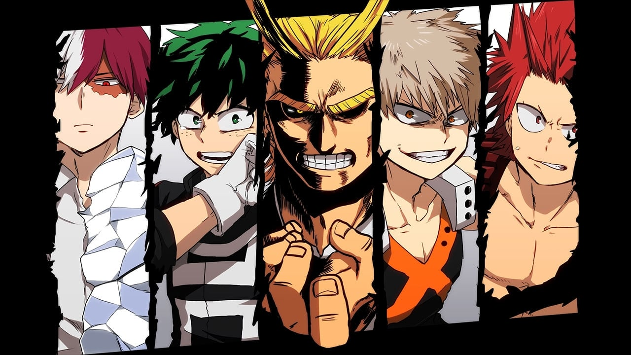 My Hero Academia - Season my Episode hero