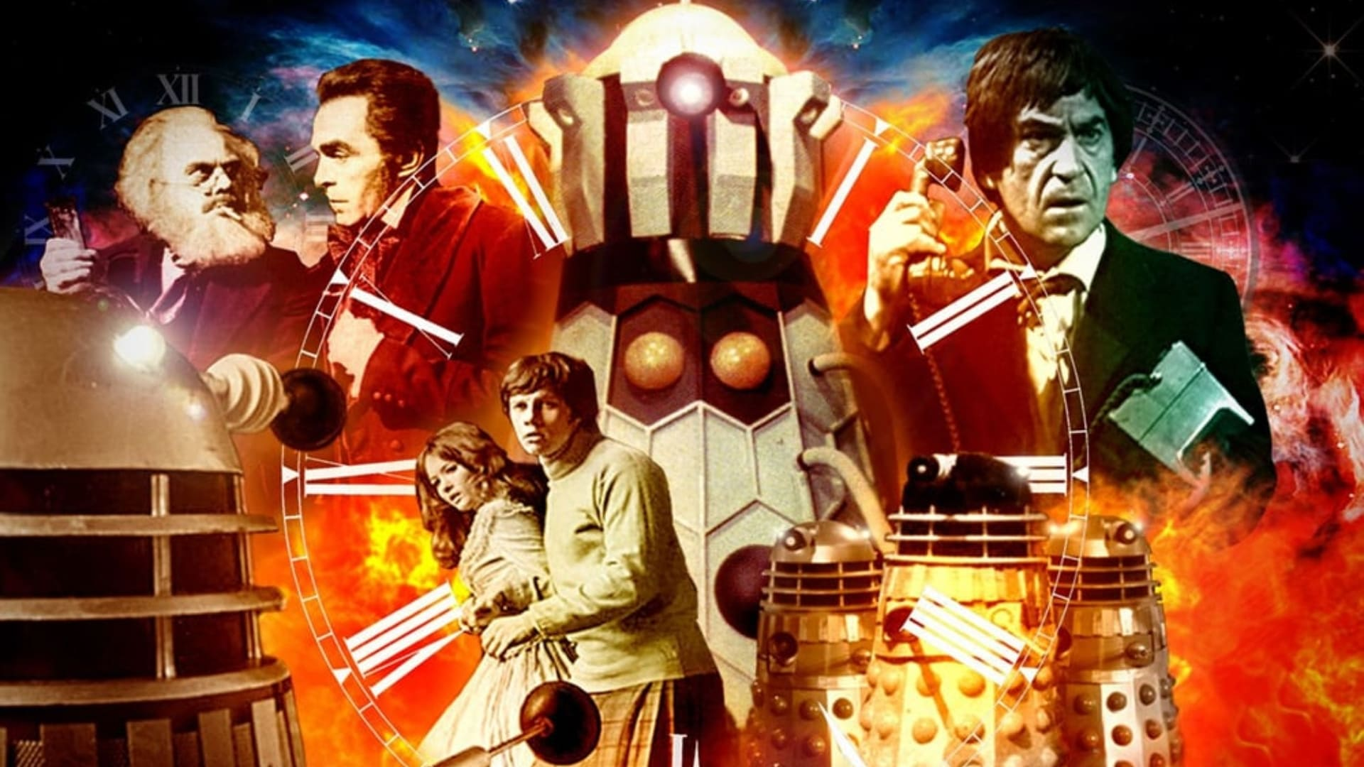 Doctor Who Season 4 :Episode 37  The Evil of the Daleks: Episode One