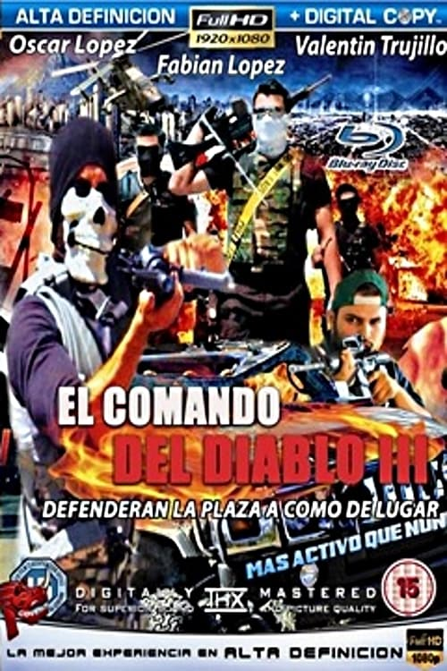 Comando del Diablo 3 (2013)