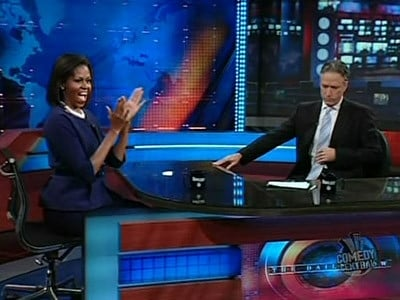 The Daily Show with Trevor Noah Season 13 :Episode 128  Michelle Obama