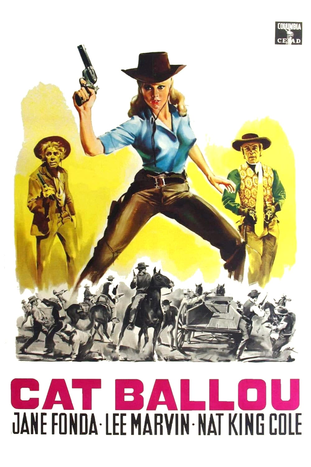 Cat Ballou on FREECABLE TV