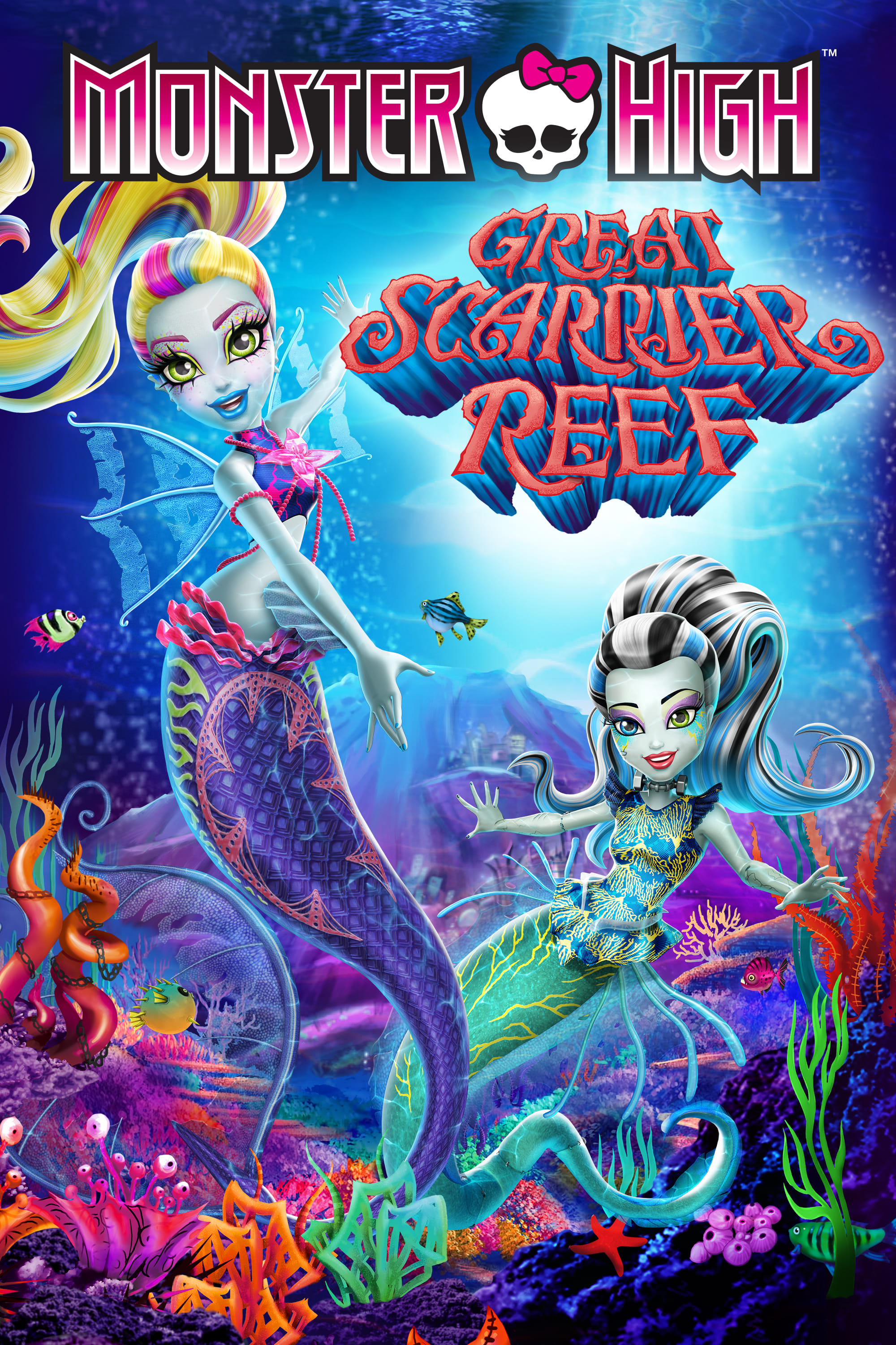 Monster High: Great Scarrier Reef (2016)
