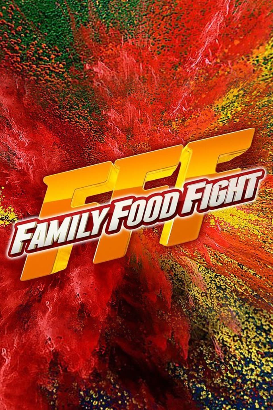 Family Food Fight TV Shows About Cooking Competition