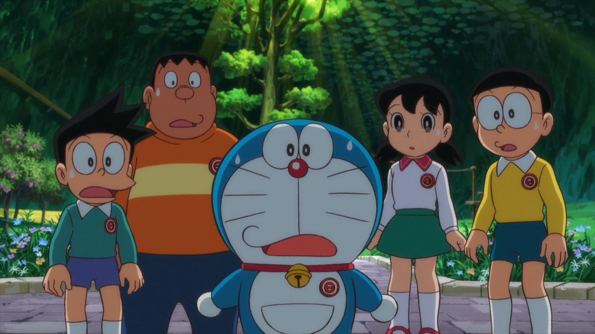 Doraemon: Nobita's Chronicle of the Moon Exploration