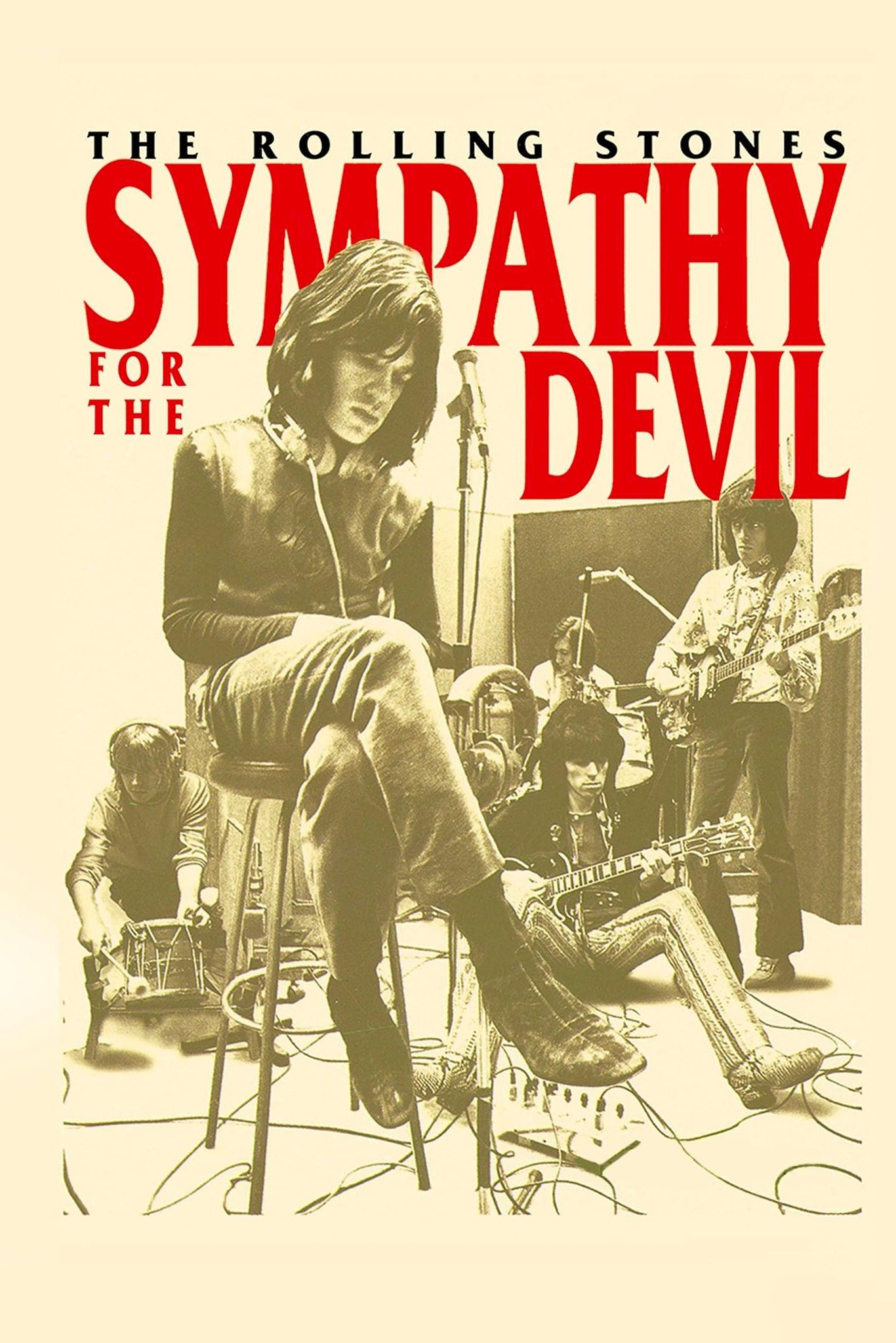 Rolling Stones Sympati For