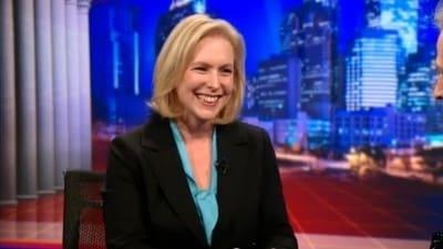 The Daily Show with Trevor Noah Season 17 :Episode 148  Kirsten Gillibrand