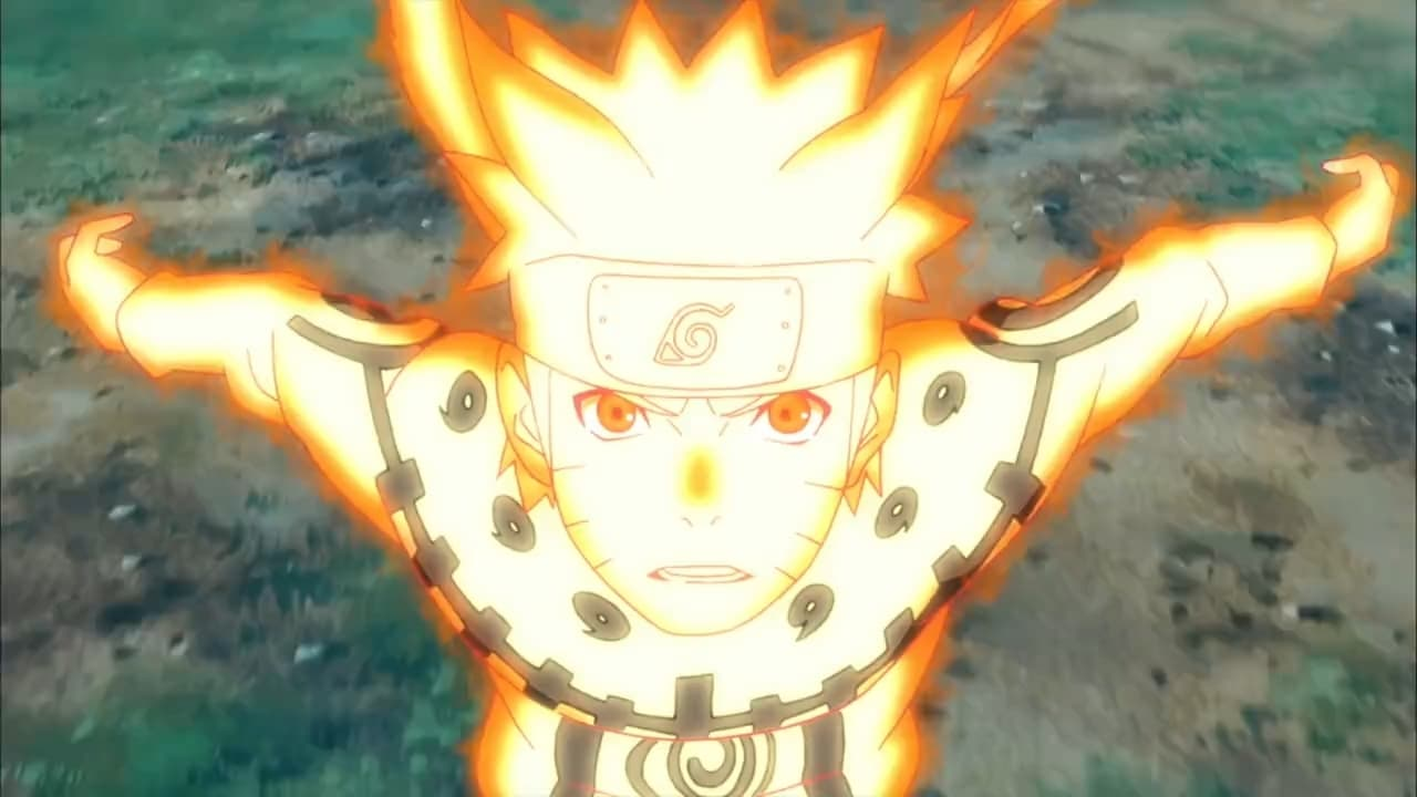Naruto Shippūden Season 14 :Episode 296  Naruto Enters the Battle!