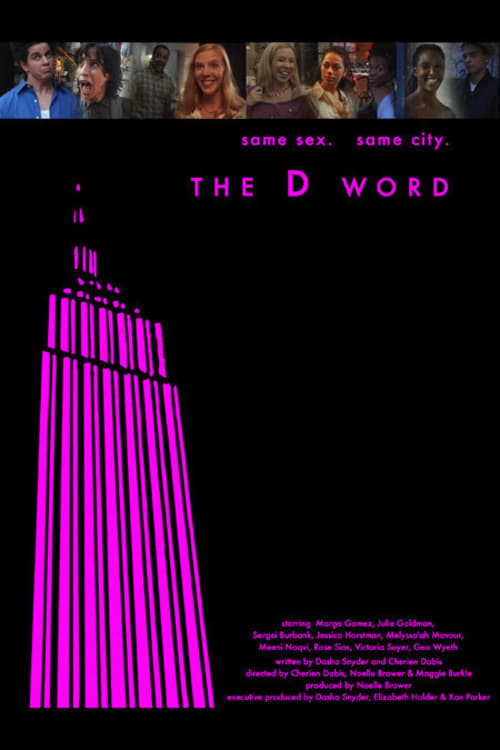 Ver The D Word Online HD Español (2005)