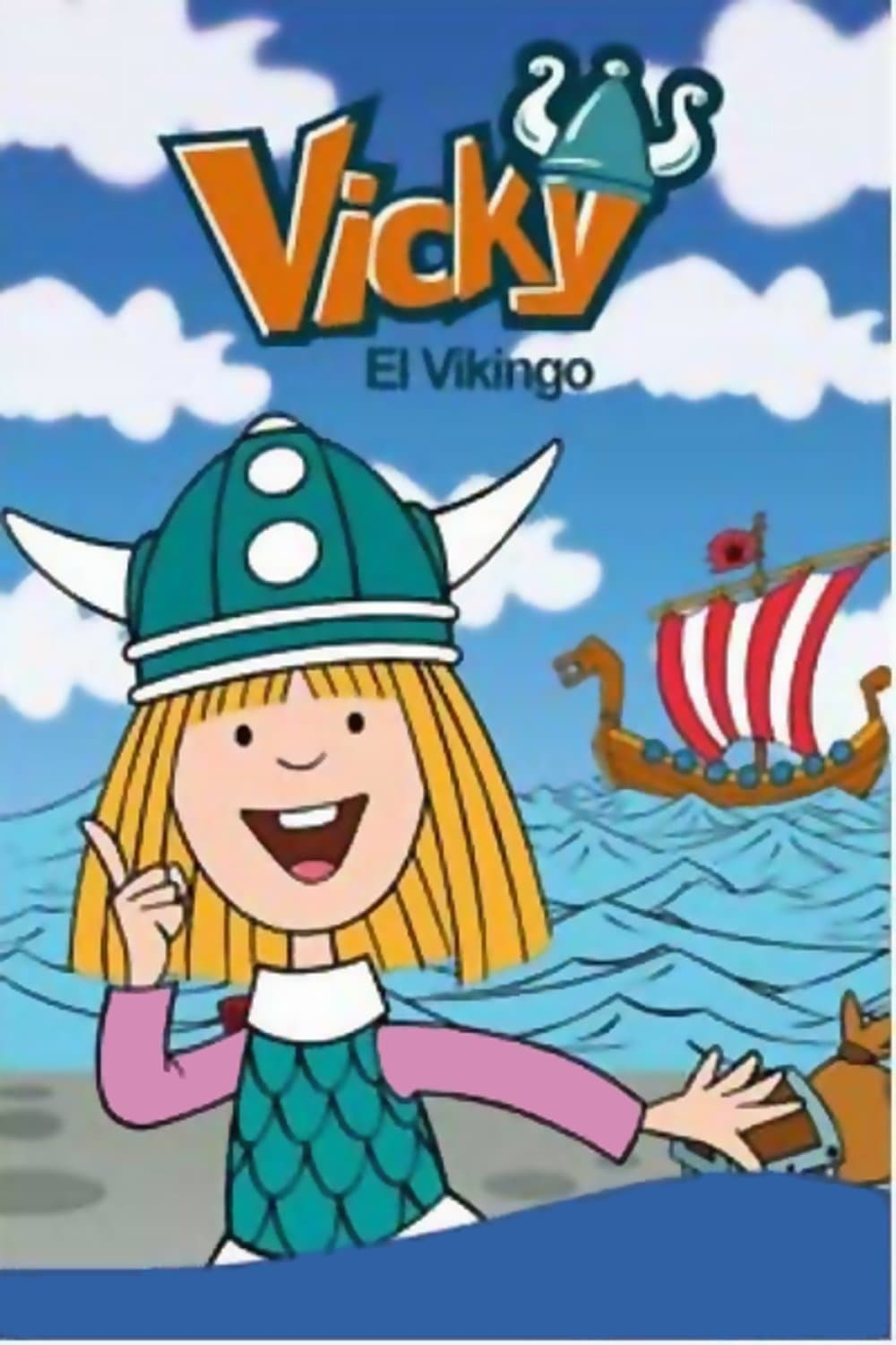 Vicky the Viking (1974)
