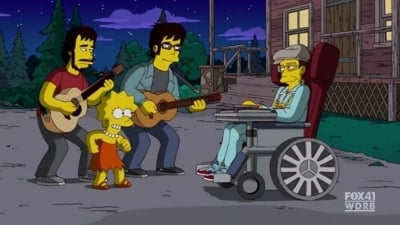 The Simpsons Season 22 :Episode 1  Elementary School Musical