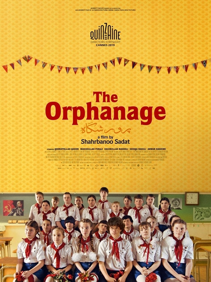 watch The Orphanage 2019 online free