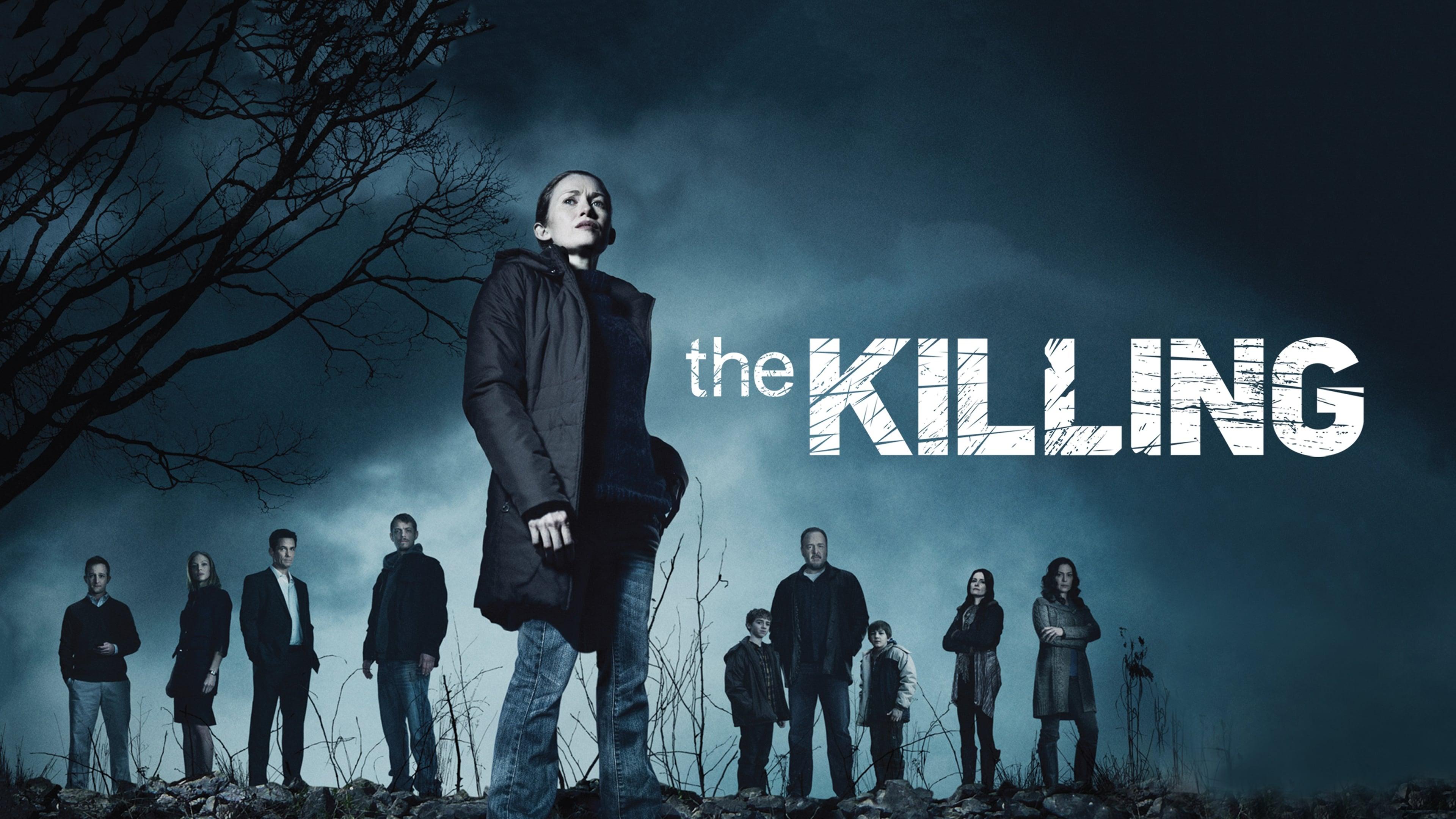 AMC vernieuwt The Killing