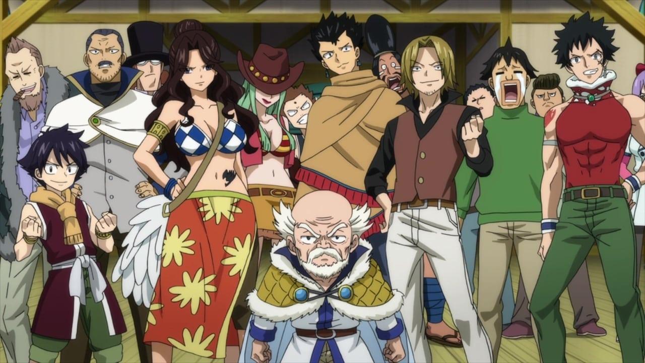 Fairy Tail Season 8 :Episode 23  Historie der Leichen