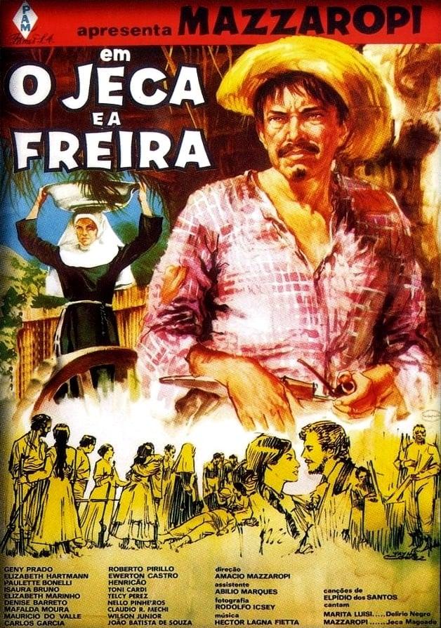 O Jeca e a Freira (1968)