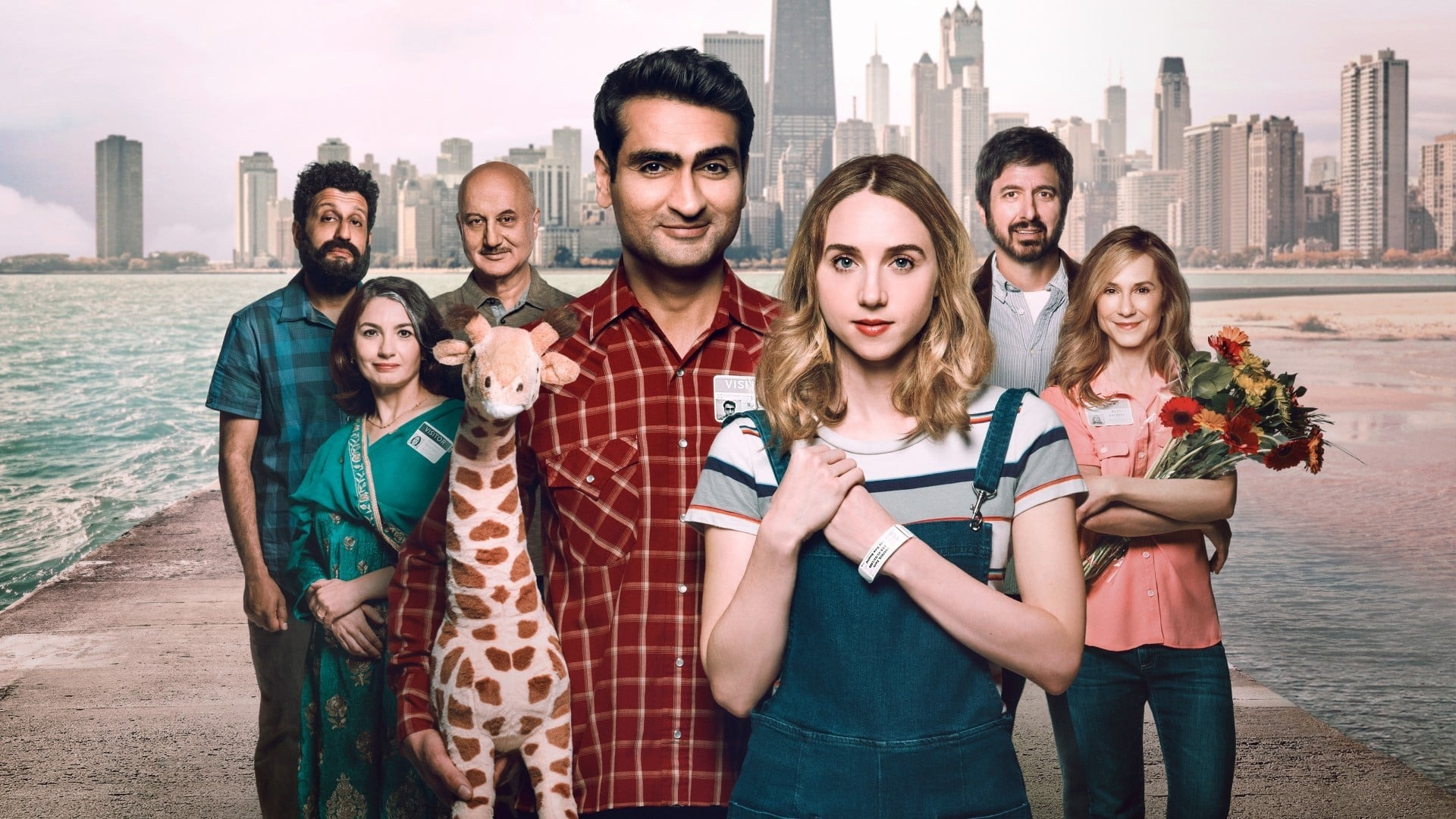 Descargar The Big Sick Latino por MEGA.