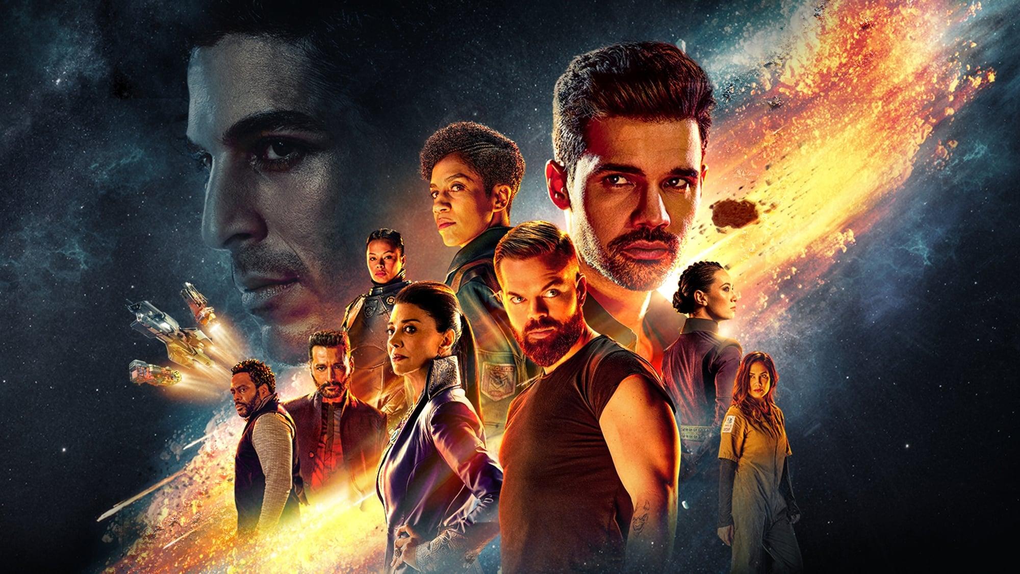Awards: Best Sci-fi series of 2016