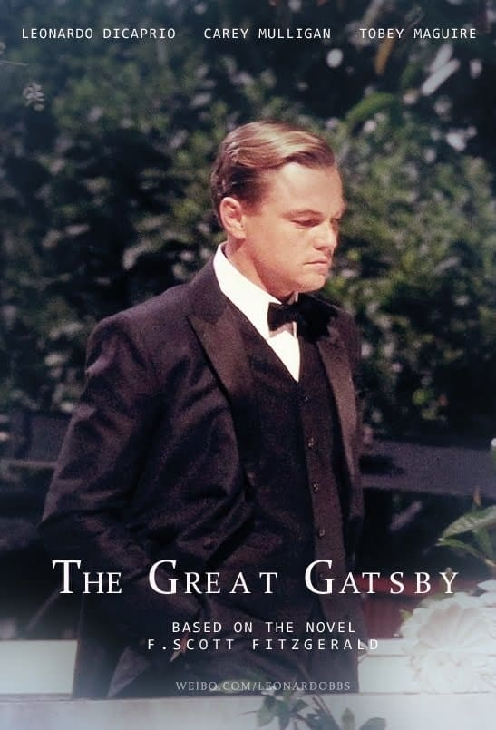 three symbols in the great gatsby