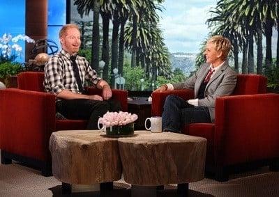The Ellen DeGeneres Show Season 9 :Episode 25  Jesse Tyler Ferguson, Michael Strahan
