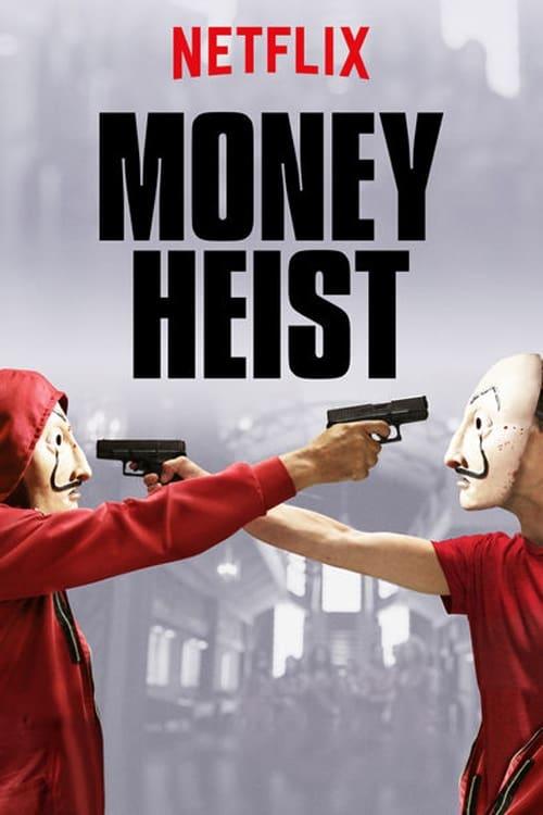 Money Heist Complete Season 1
