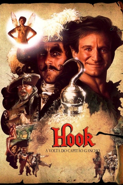 Hook – A Volta do Capitão Gancho Dublado