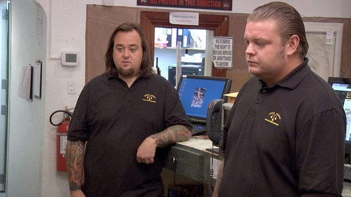 Pawn Stars Season 8 :Episode 29  No Shoes, No Shirt, No Service