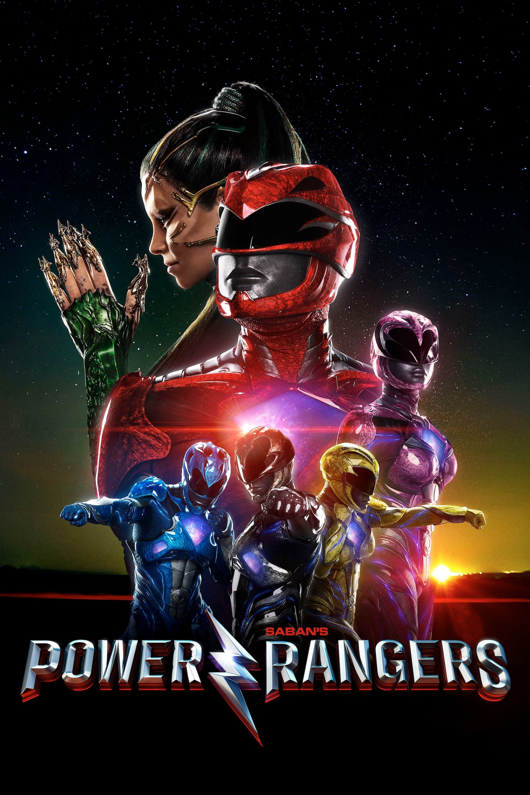 Power Rangers Película Completa HD 1080p [MEGA] [LATINO]