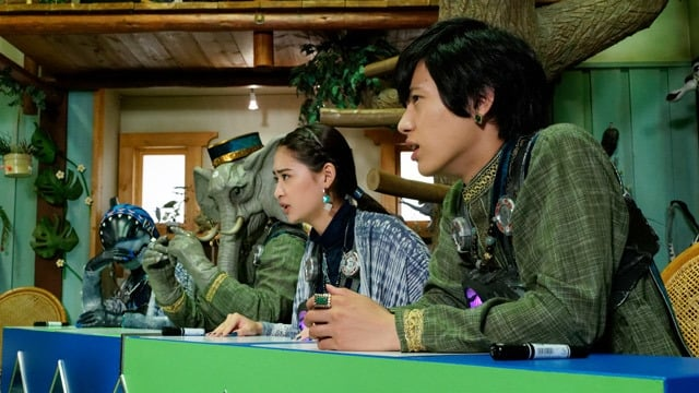 Super Sentai Season 40 :Episode 27  Which One is Real?