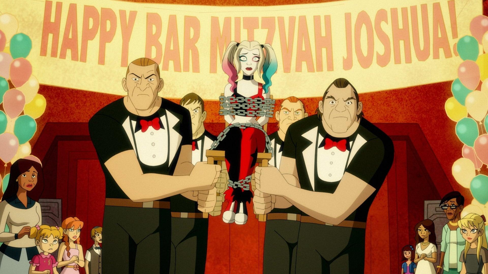 Harley Quinn Season 1 :Episode 2  A High Bar