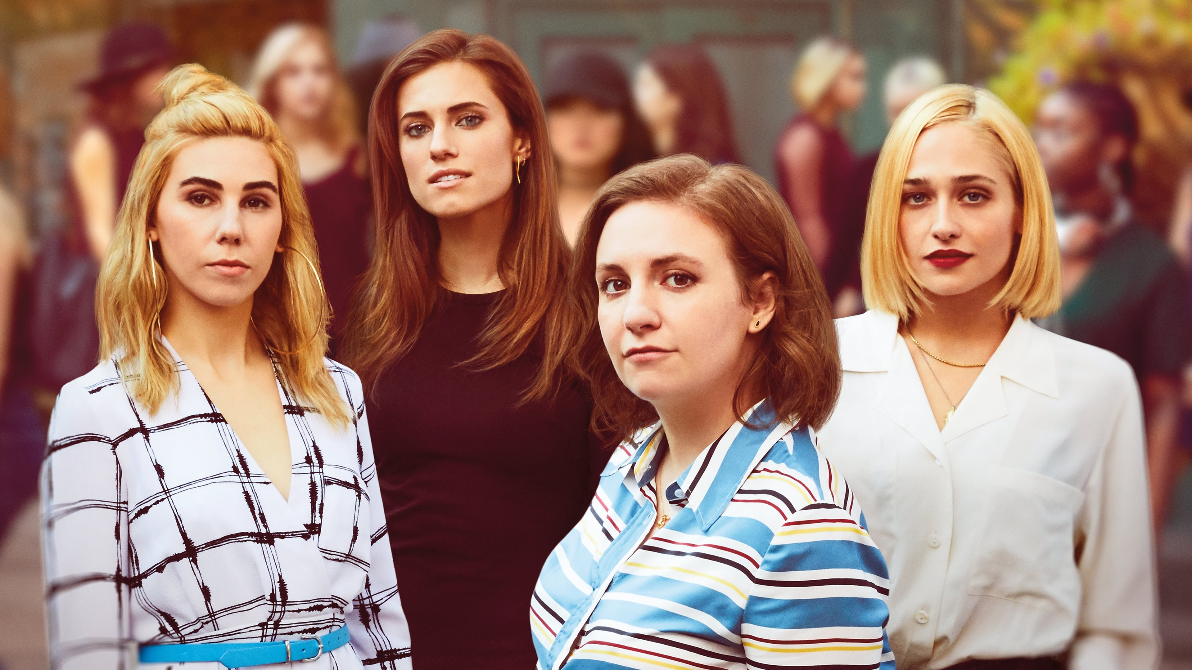 Girls renewed with 3rd season