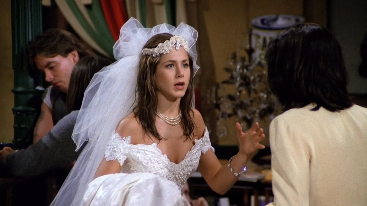 Friends Season 1 :Episode 1  The One Where Monica Gets A Roommate