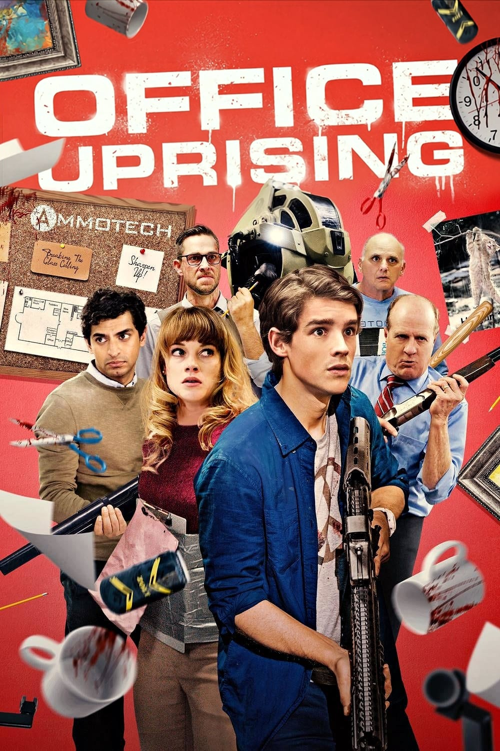 Office Uprising on FREECABLE TV