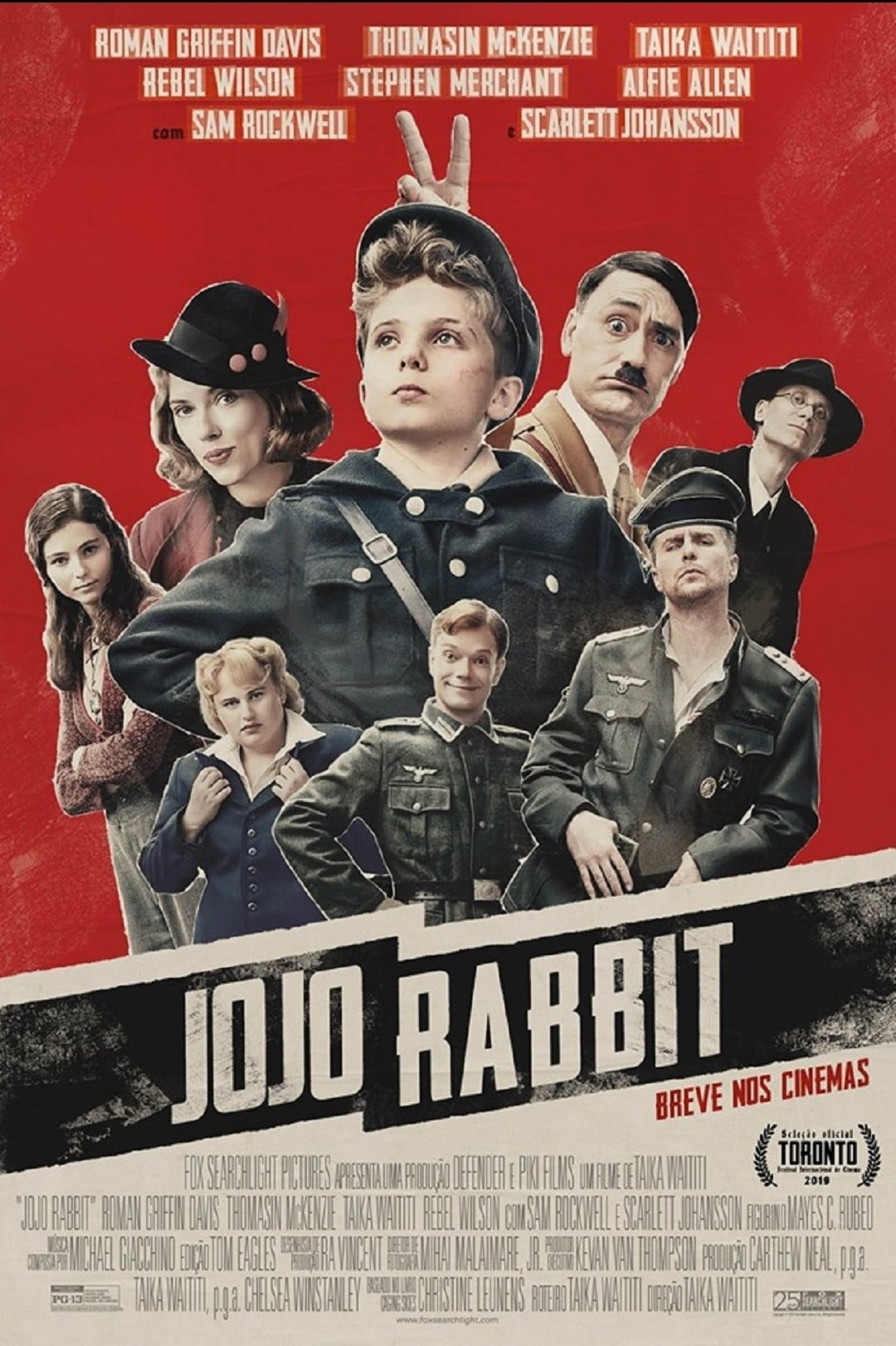 assistir filme jojo rabbit
