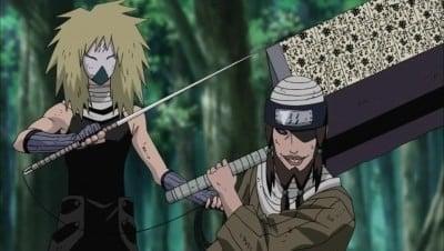 Naruto Shippūden Season 13 :Episode 288  Danger: Jinpachi and Kushimaru!