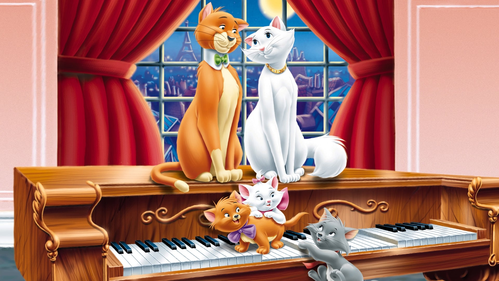 Les Aristochats Streaming