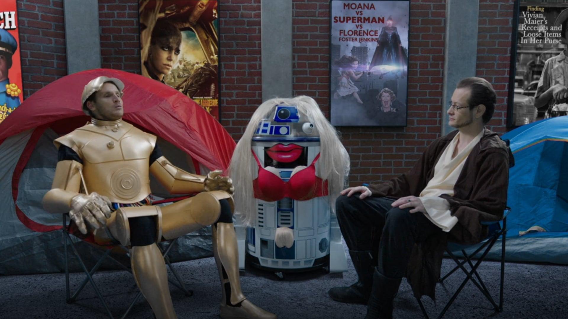 Tosh.0 Season 9 :Episode 9  Jedi Realist