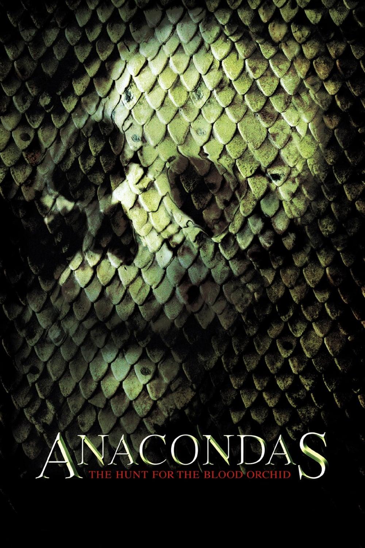 Anacondas À La Poursuite De L'Orchidée De Sang - Anaconda 2 - 2004