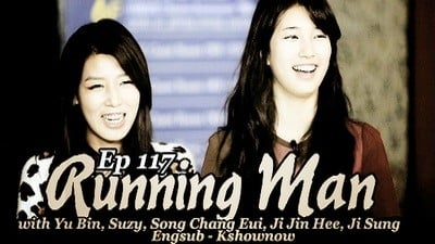 Running Man Season 1 :Episode 117  Riddle Race