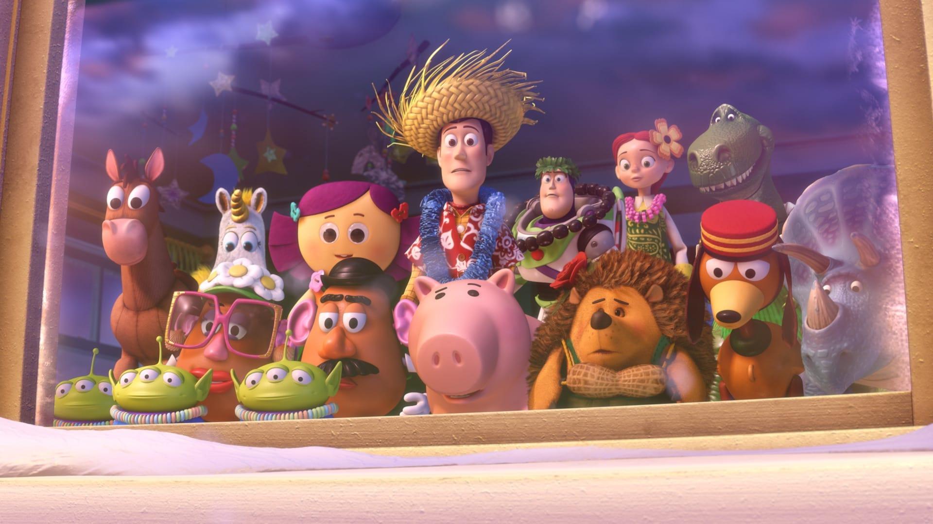 Toy Story: Vacaciones en Hawaii