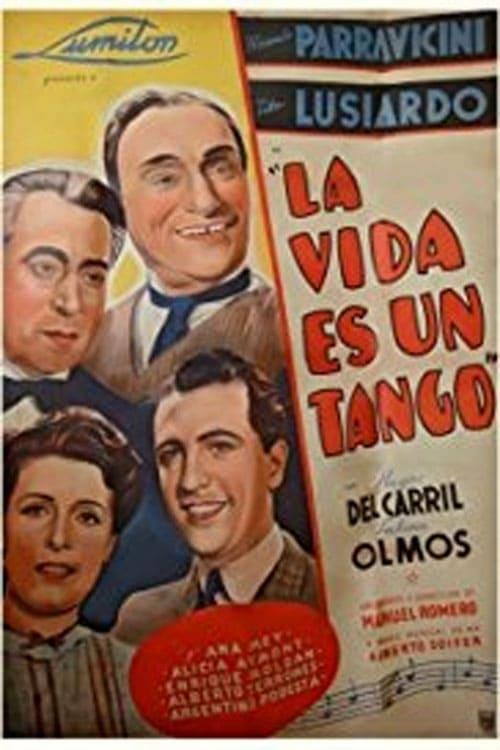 Ver La vida es un tango Online HD Español (1939)