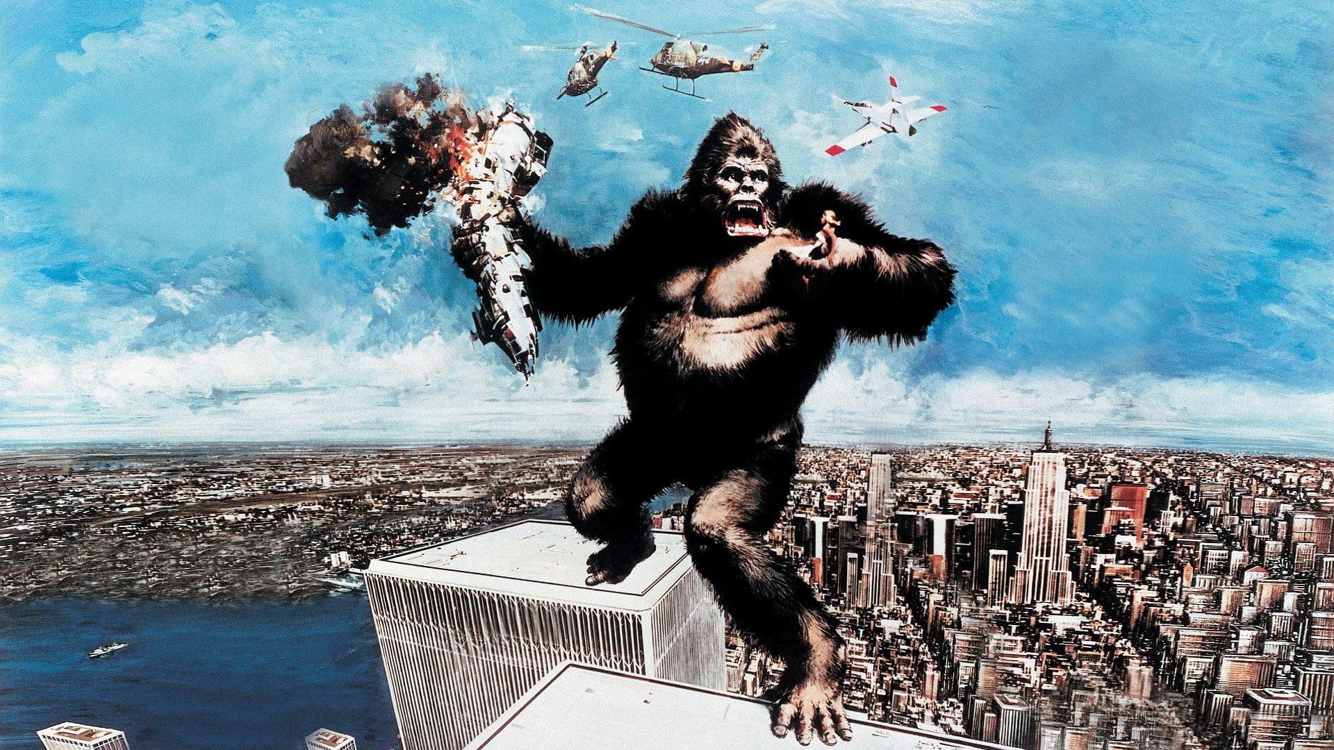 Solar For America >> Watch King Kong (1976) Free Solar Movie Online - Watch ...