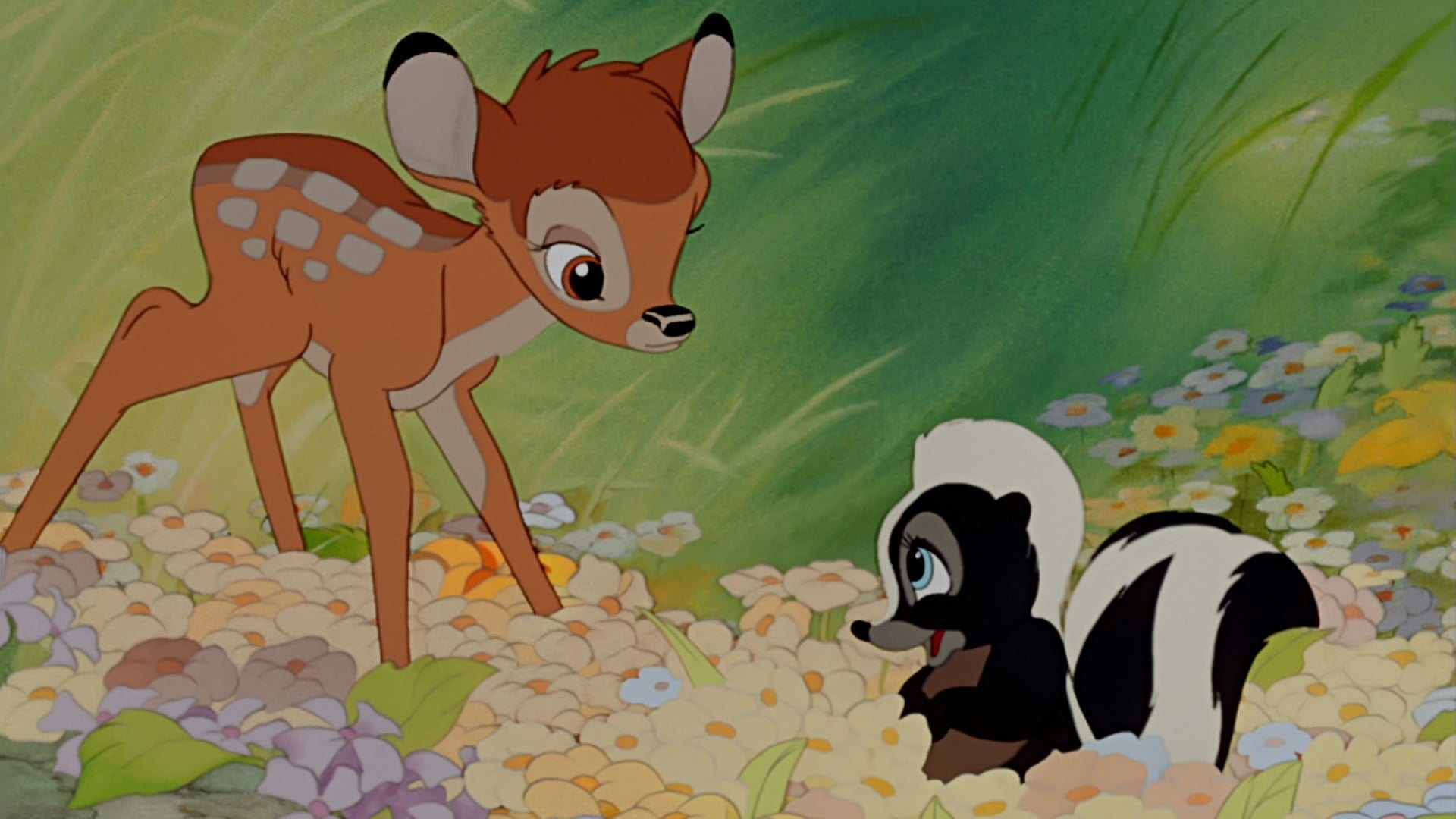 Baixar Bambi Torrent (1942) Dublado / Dual Áudio 5.1 BluRay 720p | 1080p Download