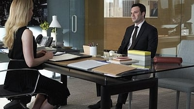 Suits Season 8 :Episode 6  Cats, Ballet, Harvey Specter