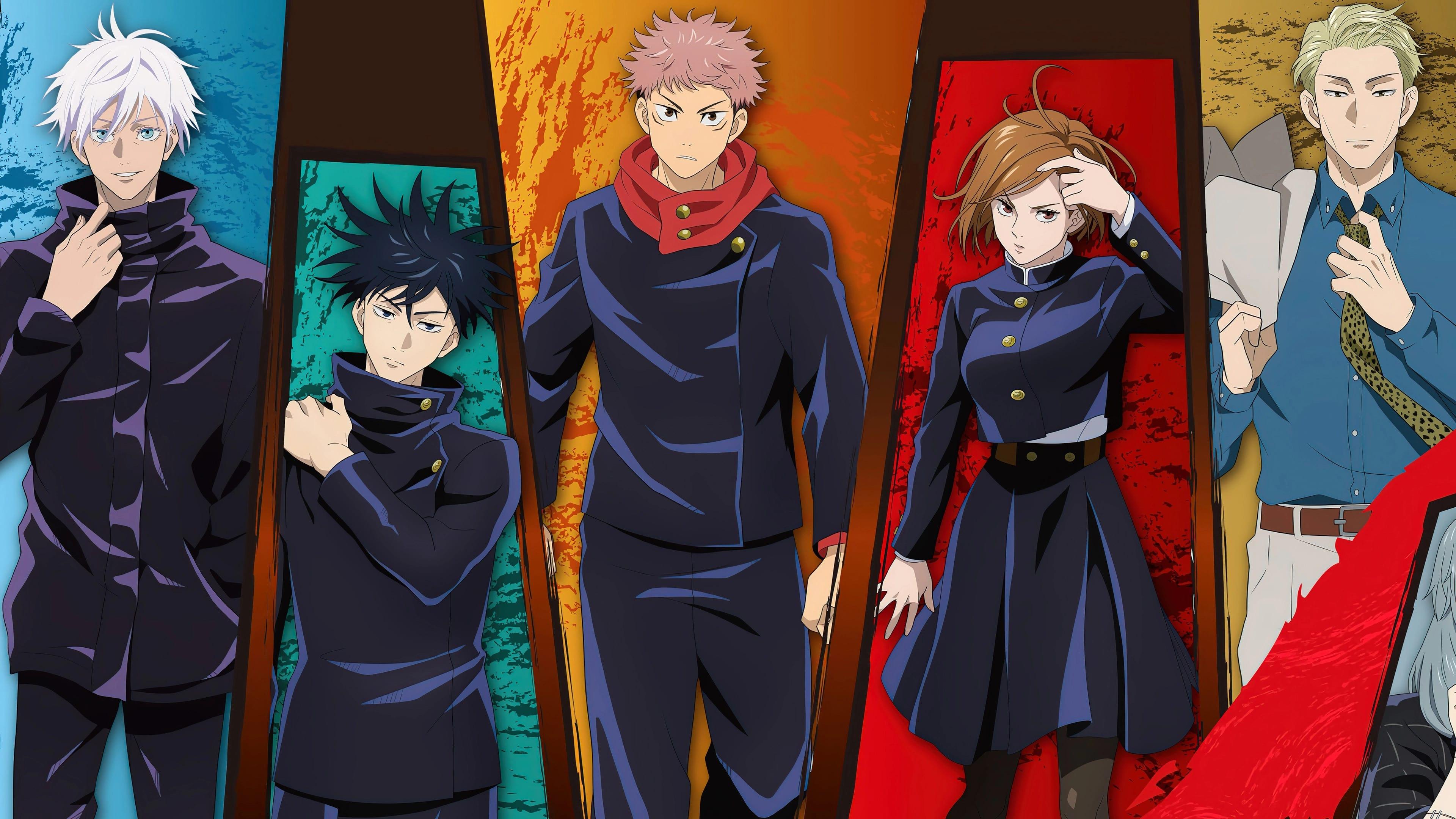 Jujutsu Kaisen - Season 1 Episode 9