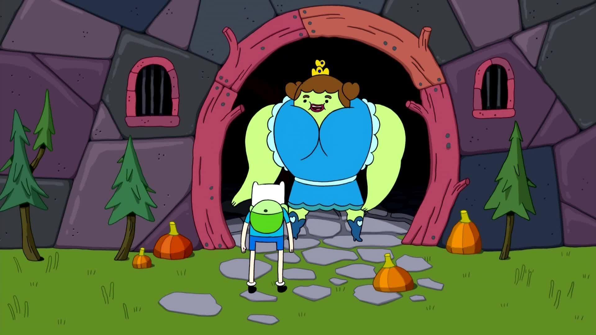 Mortal Folly - Adventure Time