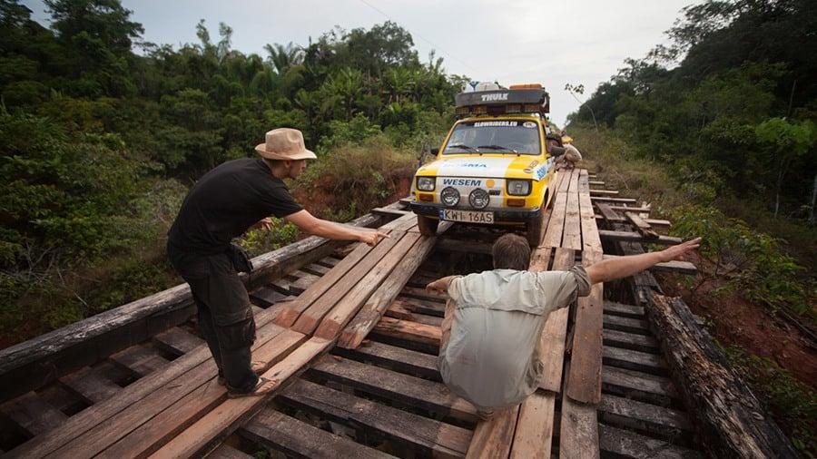 Travel Journal: South America Season 1 :Episode 5  Episode 5
