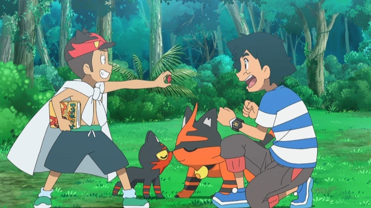Pokémon Season 22 :Episode 33  A Timeless Encounter!
