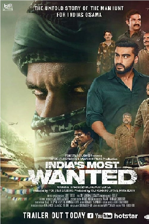 India's Most Wanted streaming sur zone telechargement