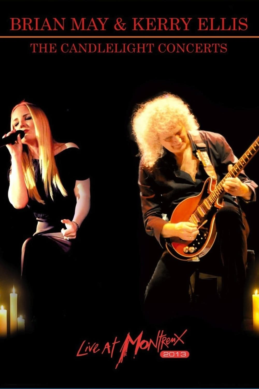 Brian May & Kerry Ellis - The Candlelight Concerts Live at Montreux (2014)