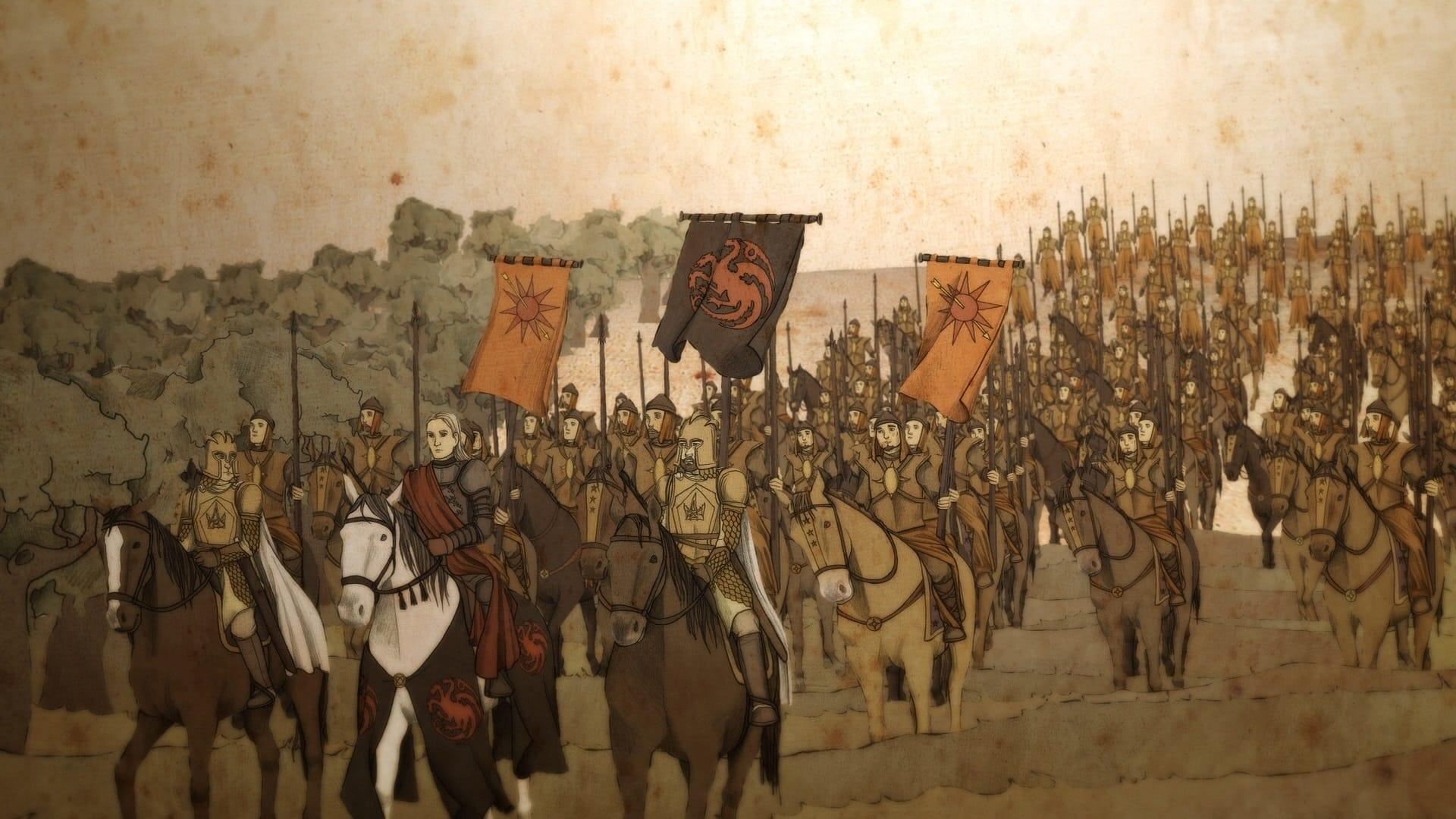Game of Thrones Season 0 :Episode 138  Histories & Lore: Robert's Rebellion (Barristan Selmy)